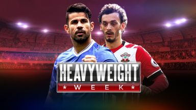 Chelsea take on Southampton in what could be a pivotal week in the title race