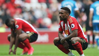 Sunderland have been relegated from the Premier League