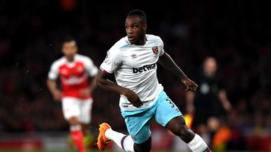 Michail Antonio has been offered £70,000 per week by West Ham