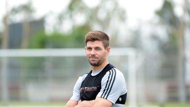 Steven Gerrard will return to Liverpool as U18s boss
