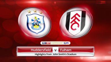 Huddersfield 1-4 Fulham