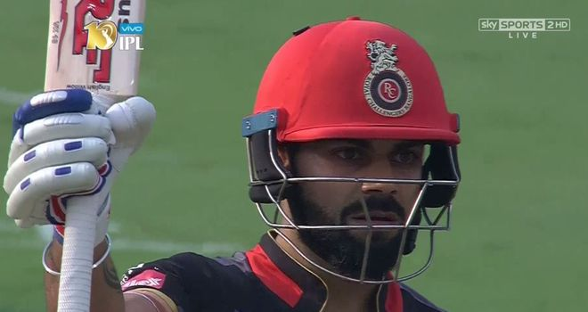 India captain Kohli passed fit to play in IPL