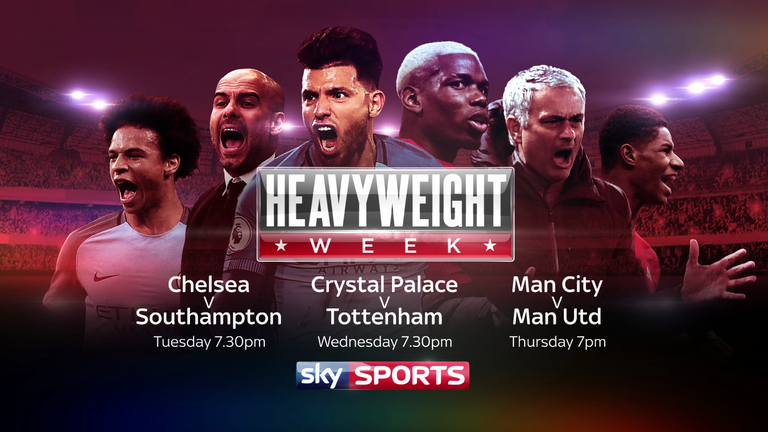 Heavyweight week on Sky Sports