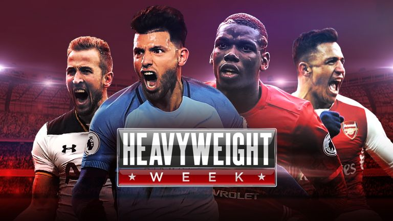 Heavyweight week promo