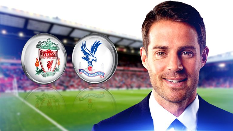 Jamie Redknapp looks ahead to the Super Sunday clash between Liverpool and Crystal Palace