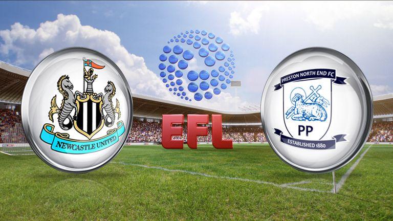 Newcastle v Preston