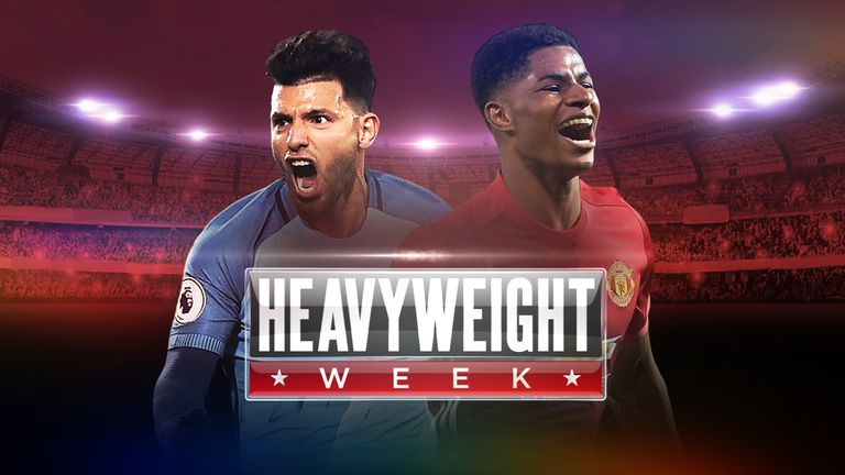 Manchester City host city rivals Manchester United on Thursday, live on Sky Sports