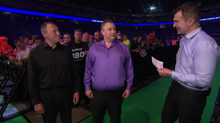 Will we see Phil Taylor as a Sky Sports expert?