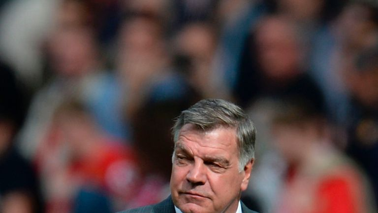 Sam Allardyce has left Crystal Palace after just five months in charge