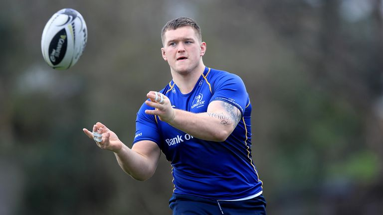 Andrew Porter, who can now play on both sides of the scrum, has been picked despite only starting one game for Leinster