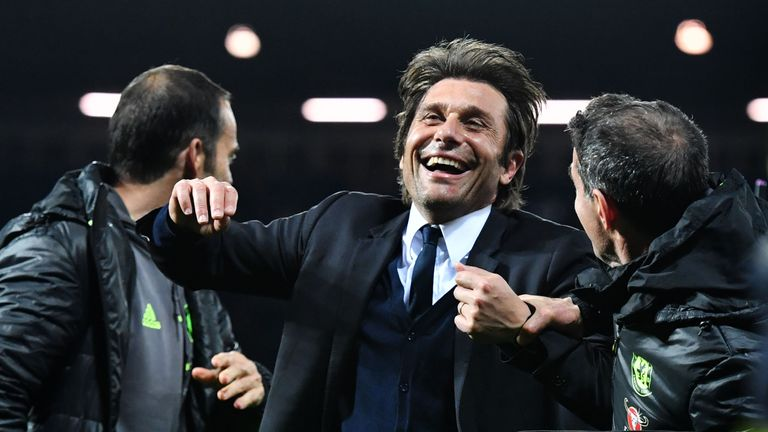 Antonio Conte's proposed new deal will see him become the best-paid manager in Chelsea's history