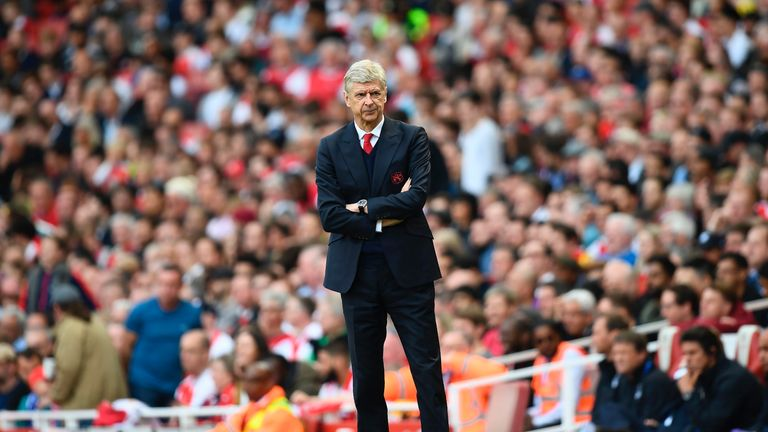 Crucial day looms for Wenger