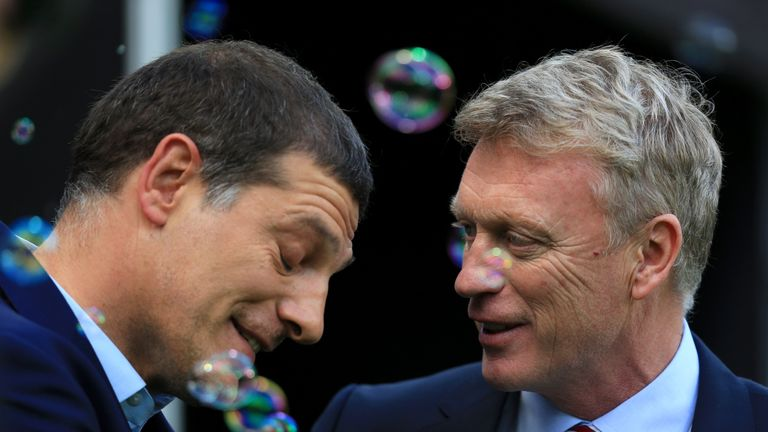 Image result for moyes and bilic