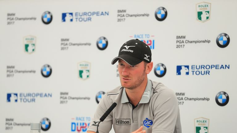 Rory McIlroy withdraws from BMW PGA Championship with rib injury