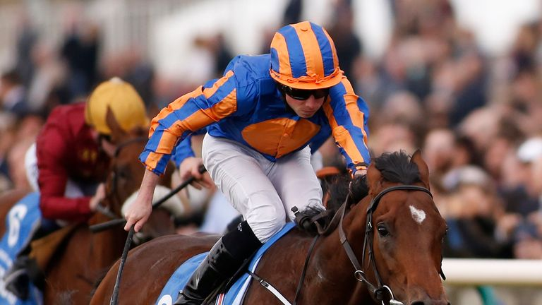 Trainer Aidan O'Brien wins 2000 Guineas for 8th time