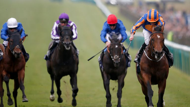 Polydream could head to Newmarket for Cheveley Park Stakes