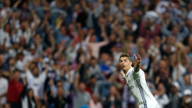 Cristiano Ronaldo says Real Madrid are 'phenomenal' at the moment