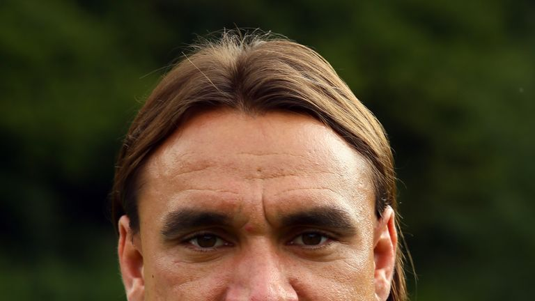 Daniel Farke is Norwich City's first boss from outside the UK and Ireland