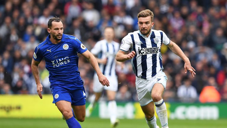 Drinkwater leaves Leicester after a five-year spell