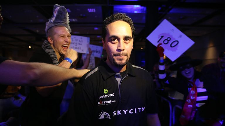 Can Cody Harris be the next darting superstar?