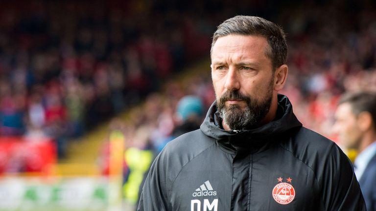 Sunderland have requested to speak to Aberdeen boss Derek McInnes about their managerial vacancy