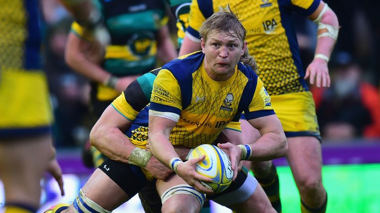 Dewald Potgieter signs new Worcester deal | Rugby Union ...