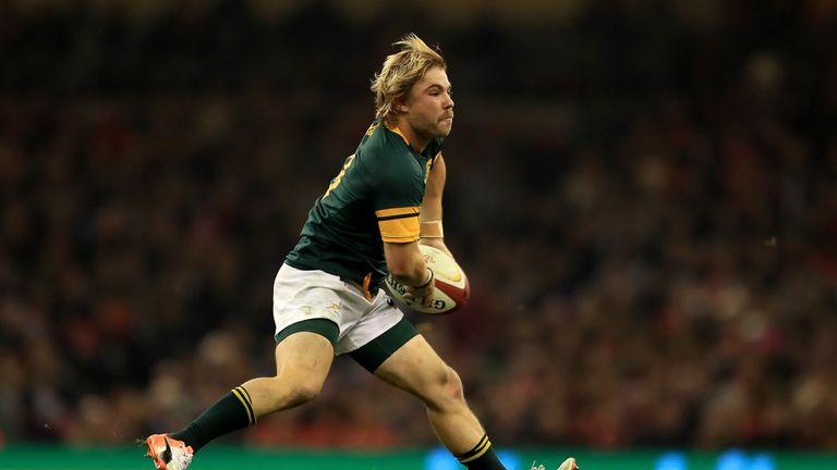 Faf de Klerk will join up with Sale next season