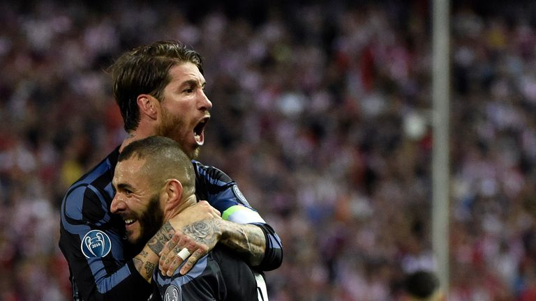 Karim Benzema produced a moment of brilliance in the build-up to Isco's pivotal strike