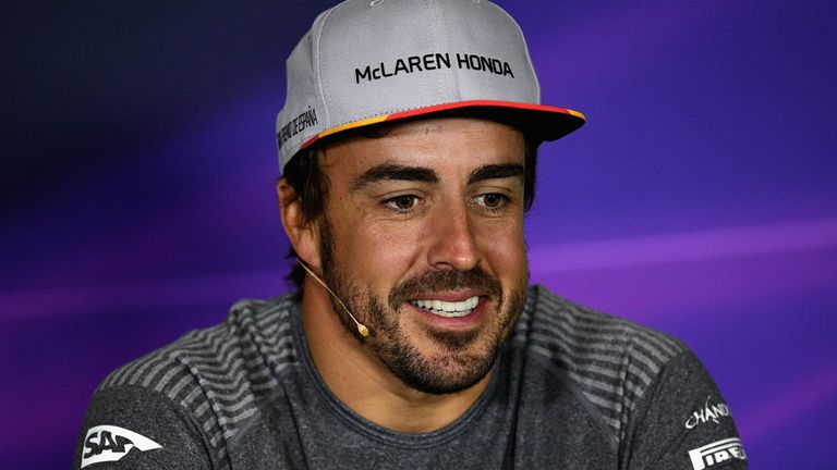 Fernando Alonso believes McLaren car is 'right behind' Mercedes and Ferrari's | F1 News