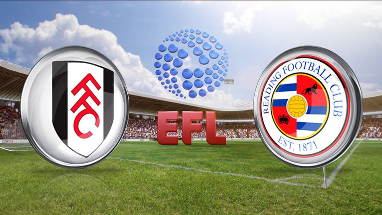 Watch Fulham v Reading in the Sky Bet Championship play-offs on Saturday from 5.15pm