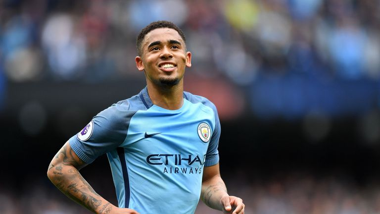 Man City forward Jesus on PL: 'I thought it would be harder'