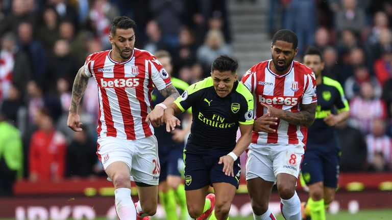 Geoff Cameron and Phil Bardsley pen new Stoke deals