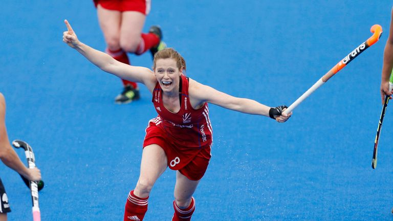 Great Britain's Helen Richardson-Walsh is moving back to the UK