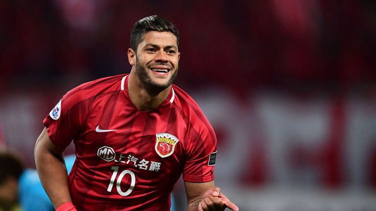 Chinese FA open investigation into Hulk's alleged attack ...