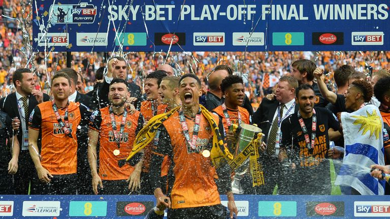 Hull City celebrated play-off joy last season - who will triumph a year on?