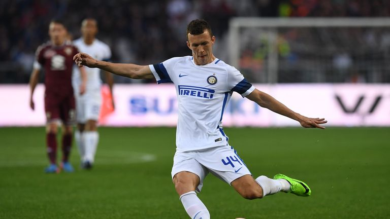 Perisic scored 11 goals for Internazionale in Serie A last season