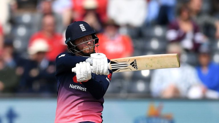 Should Jonny Bairstow open the batting for England at the Champions Trophy?