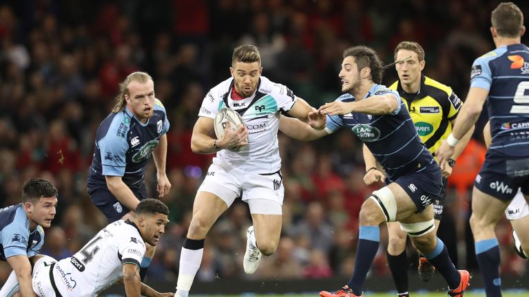 Rhys Webb has been in fine form for club and country