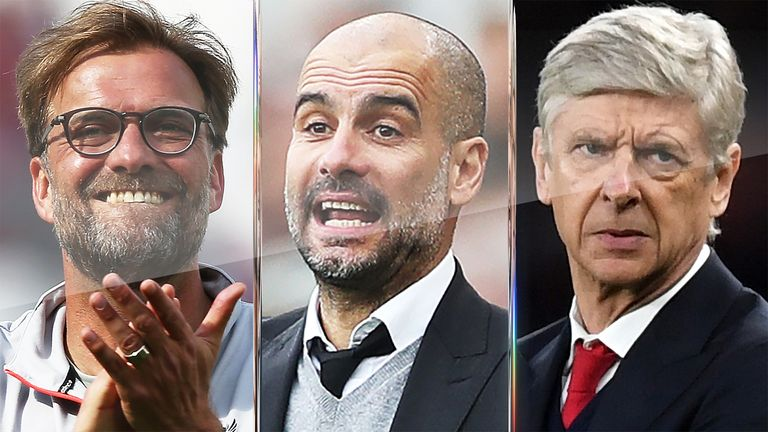 Are Manchester City, Liverpool and Arsenal on course for a play-off for Champions League football?