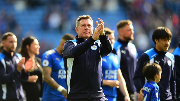 Leicester City joy as Craig Shakespeare stays on