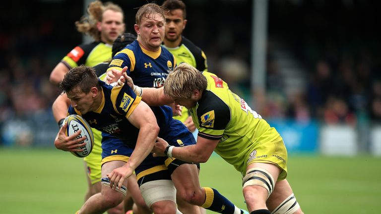 Leicester missed 27 tackles against Worcester in Round 22
