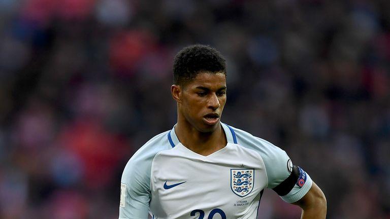Will Marcus Rashford make the cut in your England XI?