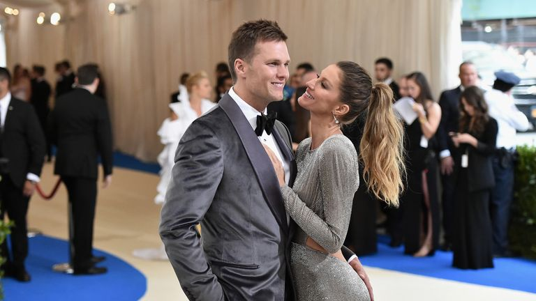 Gisele Bundchen: Tom Brady had a concussion previous year