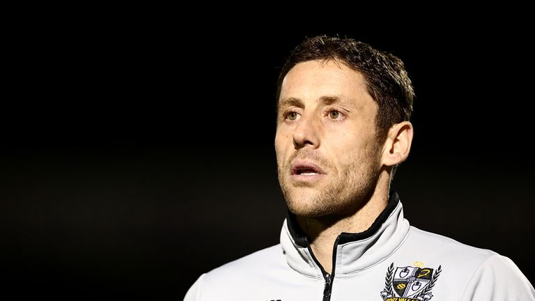 Port Vale have parted company with Michael Brown