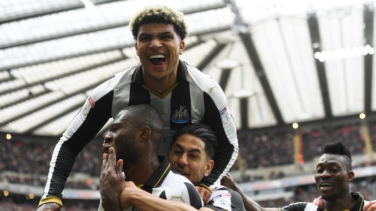 Newcastle won the title on the final day