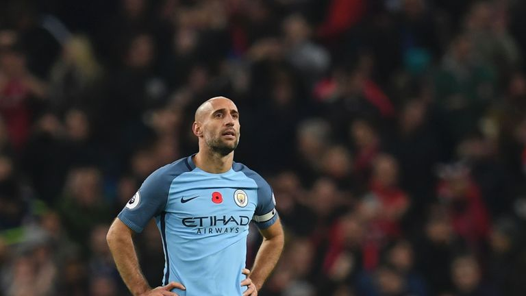 Image result for zabaleta signed for city 2008
