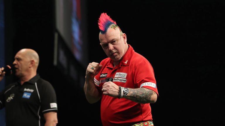 Peter Wright will look back on missed chances as six darts for the match and the title went begging