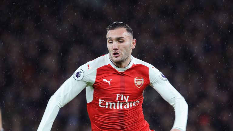 Could Lucas Perez already be on his way out of Arsenal?