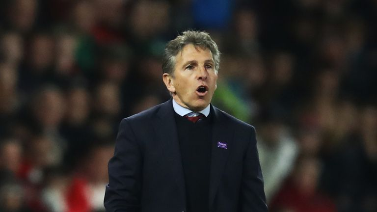 Claude Puel has left Southampton