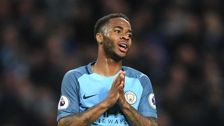 Raheem Sterling has impressed under Pep Guardiola at City